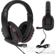 Fejhallgató mikrofonnal-Gaming Headset