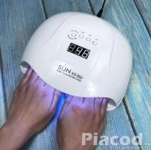 UV LED körömlámpa, 120W