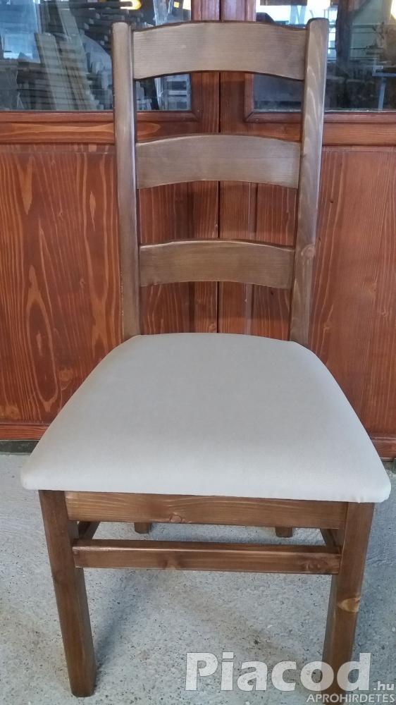 Kényelmes háttámlás székek a gyártótól