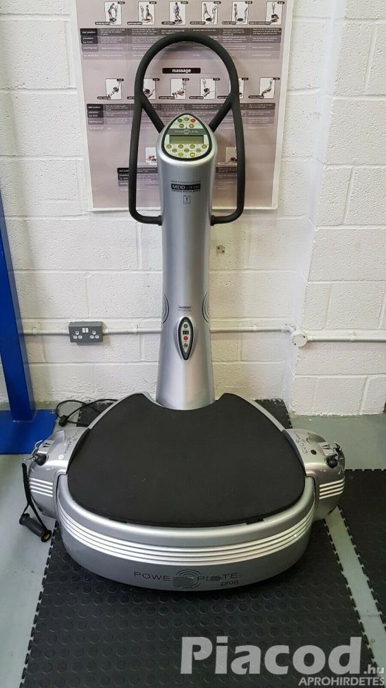 Power Plate Pro6 professzionális tréninggép