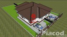 Eladó új építésű bruttó 121 m2-es, egyszintes ikerház fél Őrbottyán, Kálvária dombon.