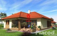 Új építésű 154 m2-es családi ház eladó Vácrátóton.