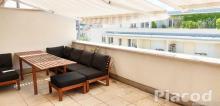 Kondorosi lakóparkban nagy teraszos lakás eladó