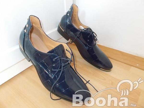 Új Elegáns férfi  bőr cipő ELADÓ