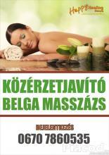 Belga élénkítő masszázs Debrecen