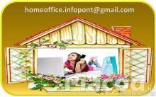 Távmunka, otthoni munka