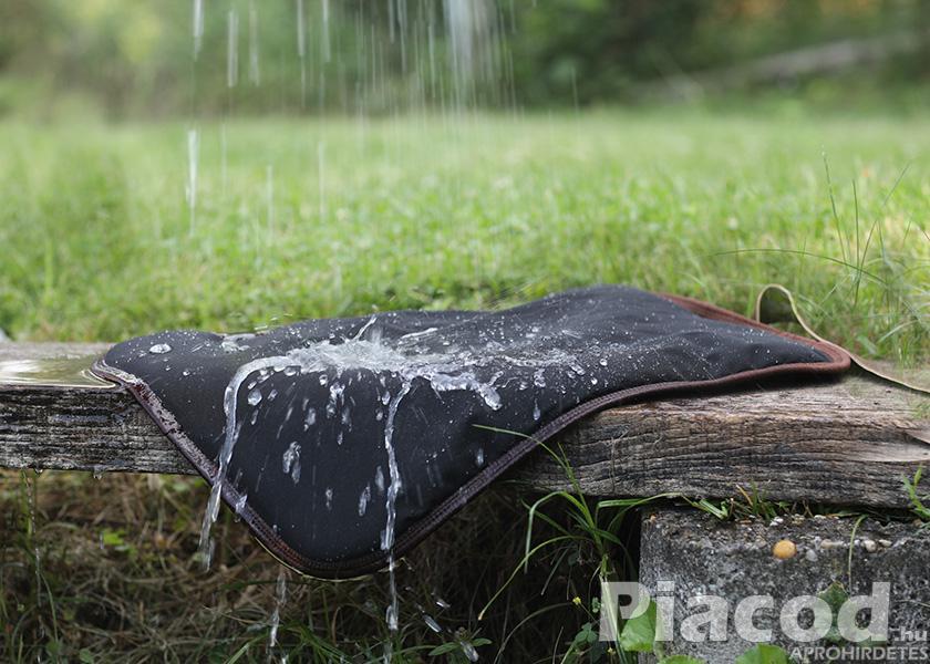 vadász-vízálló-plüss-lespárna