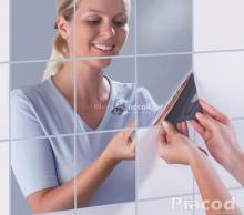 Tükör matrica szett (16 db)