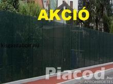AKCIÓ Árnyékoló háló Greytex160 1,8x10 m szürke 90 %