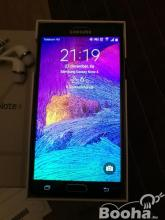 Samsung Galaxy Note 4 fekete 32 GB