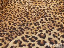 Leopárd mintás bútorszövet