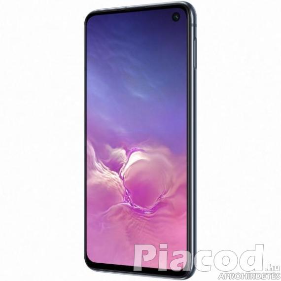 Samsung Galaxy  S10e 128GB Dual G970 Mobiltelefon piros és fekete színben