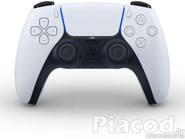 Sony PlayStation 5 (PS5) Játékkonzol, Lemezes - Előrendelésben még kapható! 1+2 év garanciával!