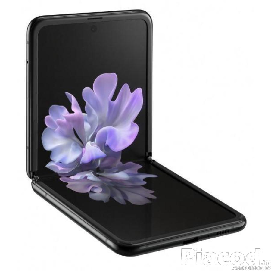 Samsung Galaxy Z Flip Mobiltelefon, Lila