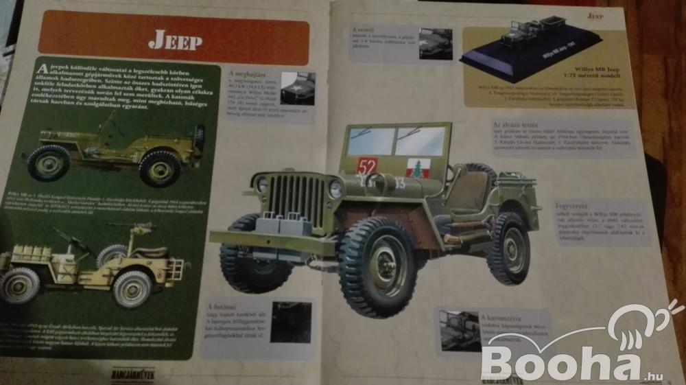 II. világháborús repülőgép, harckocsi és mozdony modellek