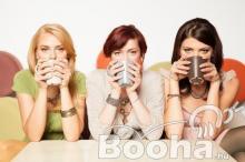 Kitartó vagy és szeretsz társaságban kávézni?