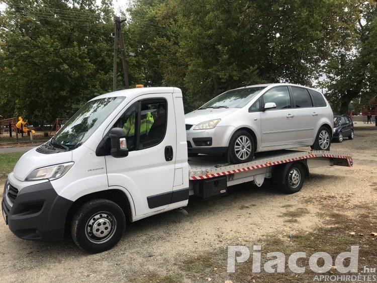 0-24 Autómentés Autószállítás Furgonmentés Siófok Zamárdi Balatonszemes