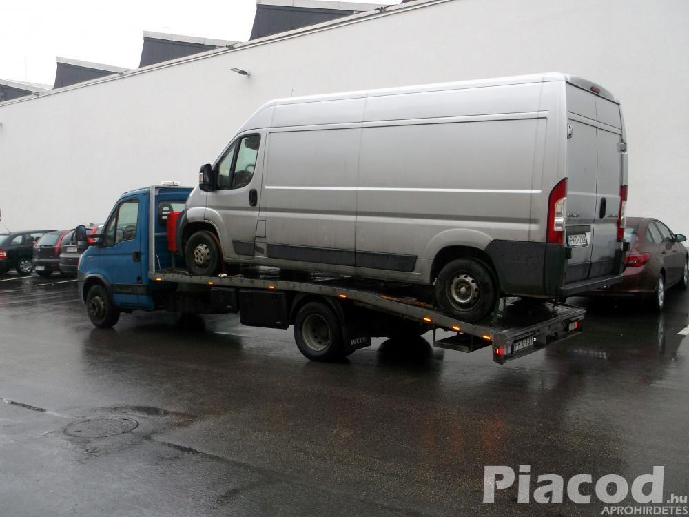 0-24 Autómentés Autószállítás Furgonmentés Biatorbágy Egyek Sóskút