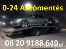 0-24 Autómentés Autószállítás Furgonmentés Polgárdi Lepsény Úrhida