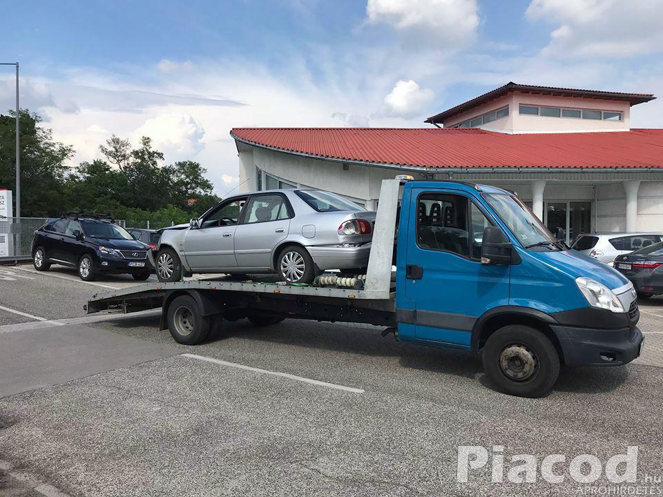 0-24 Autómentés Autószállítás Furgonmentés Tatabánya Tata Nagyigmánd