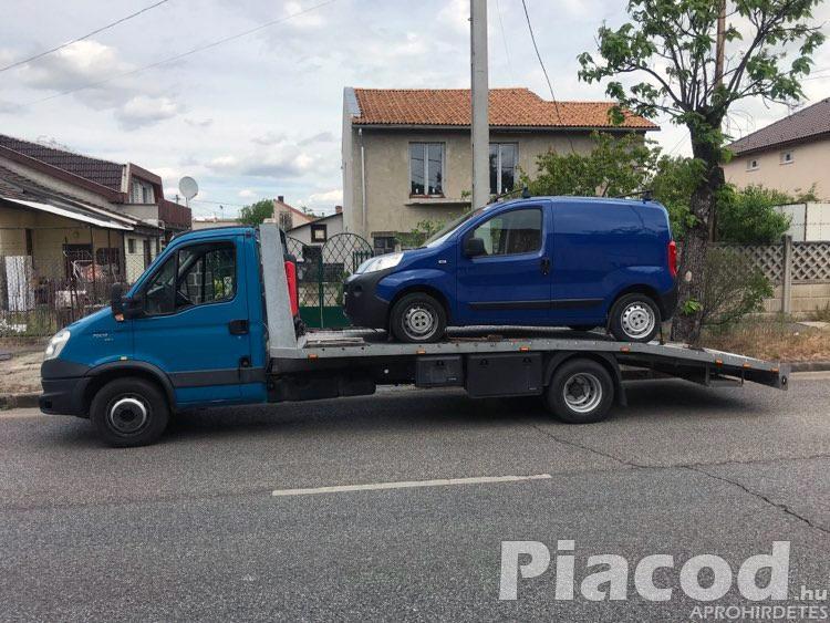 0-24 Autómentés Autómentő Furgonmentés Budapest Vecsés Gyál Alsónémedi