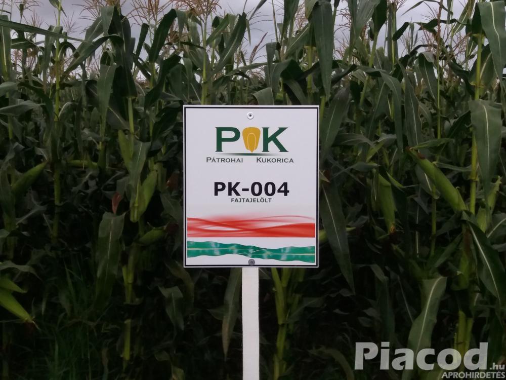 PK-004 - A nemesítés új iránya! Organikus kukorica előrendelési AKCIÓ!