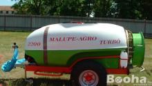 Új Malupe 1100L Traktor Vontatott Permetező, Szőlő Gyümölcs Permetezőgép, Vegyszerező