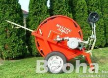 Új Malupe Agro 50\160 Öntöződob, Locsolódob, Vízágyú, Vízturbina, AMBO szórófej