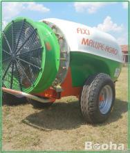 Új Malupe Traktor Vontatott Permetező, Vegyszerező, Permetezőgép