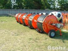 Öntöződob 50\190, Locsoló szivattyú, Öntözőrendszer, Locsoló, Traktor