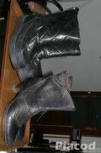 42-es,új,hótaposó , újszerű spanyol finom boka cipő,kis csizma eladó!