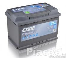 Battery EXIDE EA770