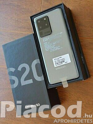 Samsung Galaxy S20 ULTRA 5G 512GB