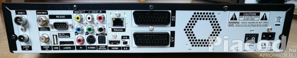 Vantage HD 7100TS Beltéri egység