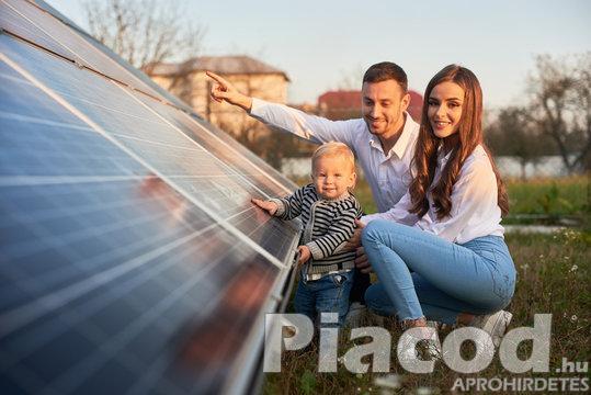 Spórolja meg villanyszámláját egy életre napelemmel!