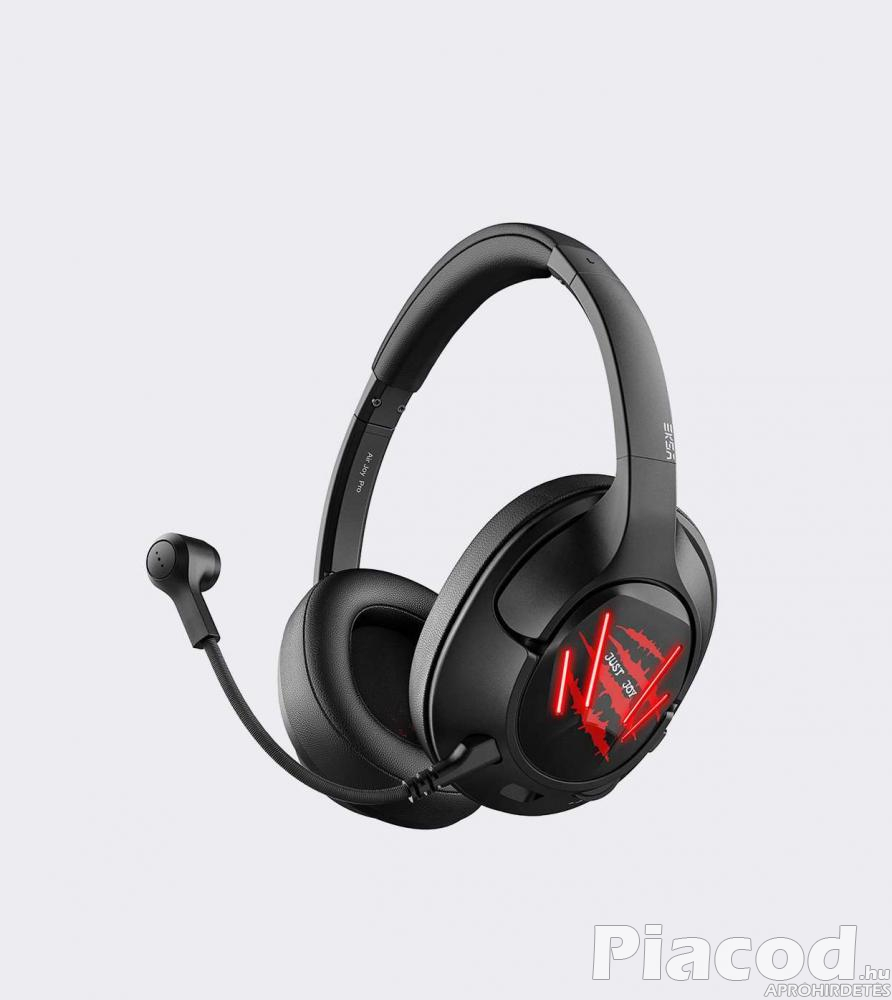 EKSA Air Joy Pro 7.1 gaming fejhallgató