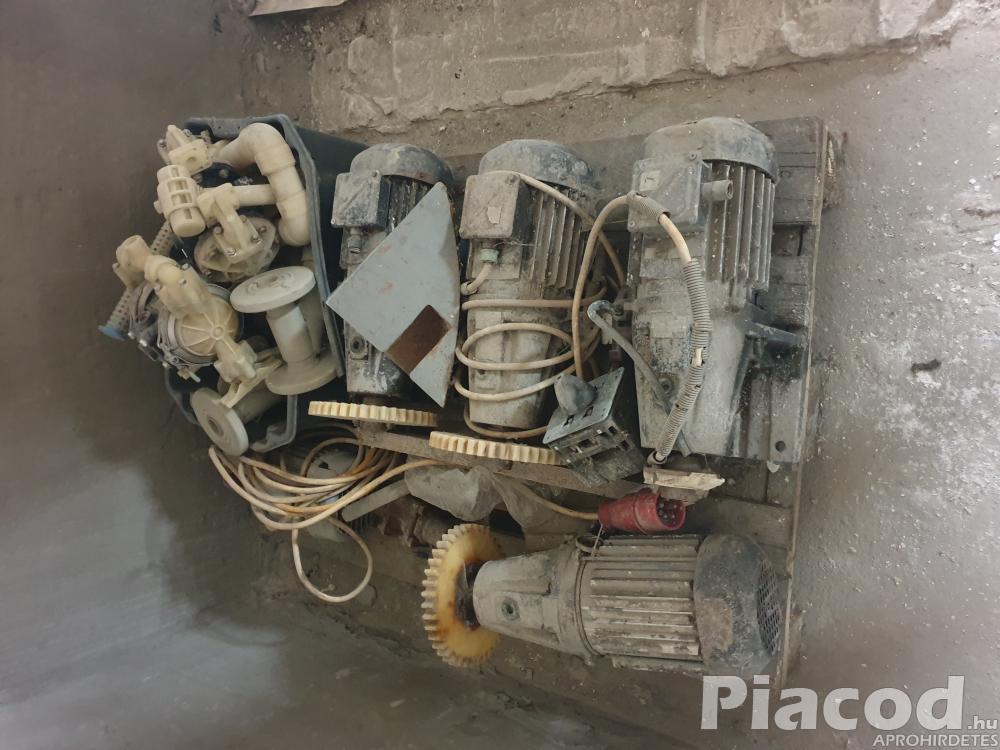 Hajtóműves Motor