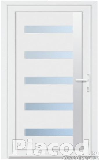 Akciós Műanyag bejárati ajtó