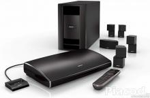 Bose Acoustimass 10 Series II házimozi hangszórórendszer - fekete
