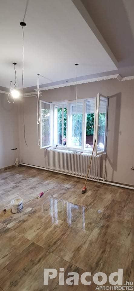 Lakásfelújítás és szobafestés