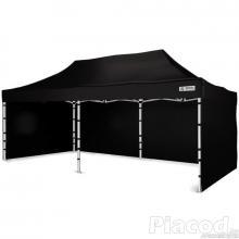 Rendezvény sátor 3x6m exclusive alumínium