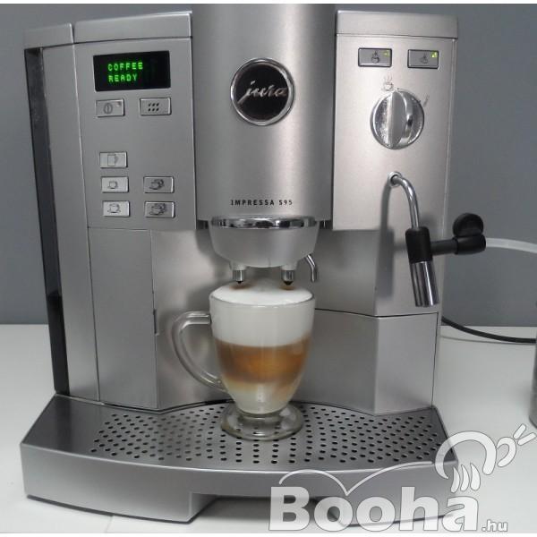 Jura Impressa S95 kávégép