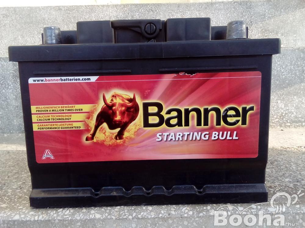 Eladó Banner Akkumlátor