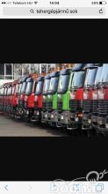 Keresek :Országos tehergépjármű felvásárlás !