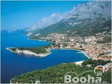 Horvátországi tengeri- és hegyi-panorámás 63 m2-es bútorozott nyaraló ELADÓ