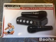 Karaoke szett