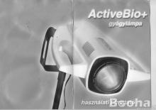 Aktiv bio gyógylámpa