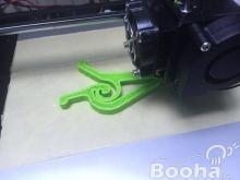 3D nyomtatás!