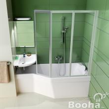 Ravak Be Happy balos fürdőkád