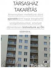 Számlaképes társasház takarítás környezet barát magyar termékekkel